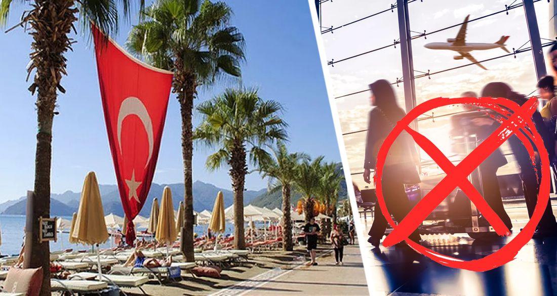 В Турции назвали день, после которого российские туристы уже не вернутся
