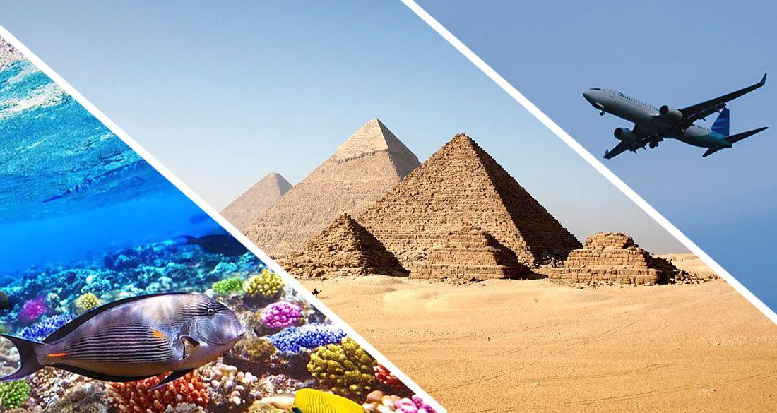 Росавиация выдала разрешение на рейсы в Египет из 20 городов России