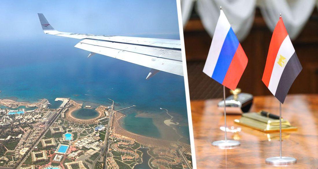 В Египте назвали новую дату возобновления рейсов из России в Хургаду и Шарм-эль-Шейх