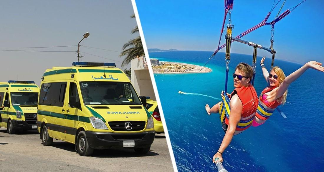 В Шарм-эль-Шейхе туристка на скорости головой ударилась о катер