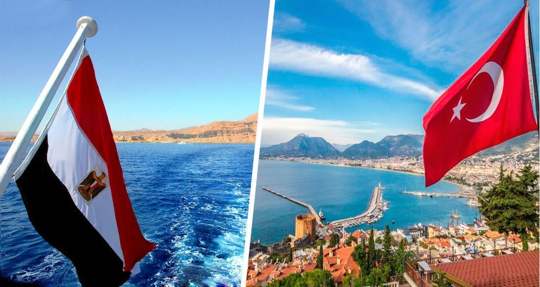 В Египте обвинили Турцию в провале туристического сезона из-за турецких лобби в России