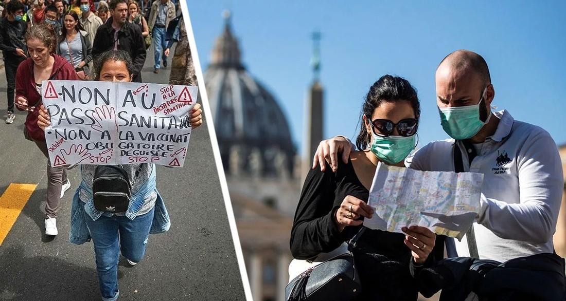 На экскурсиях ввели систему апартеида: туристы были шокированы, начались беспорядки