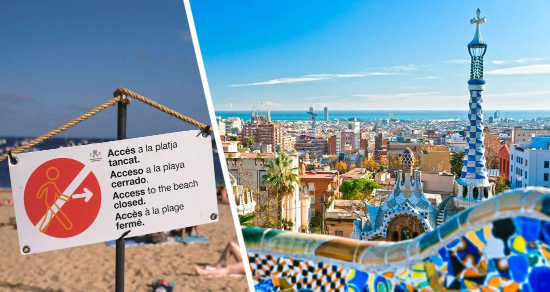 Отели Испании начинают массово закрываться в разгар туристического сезона