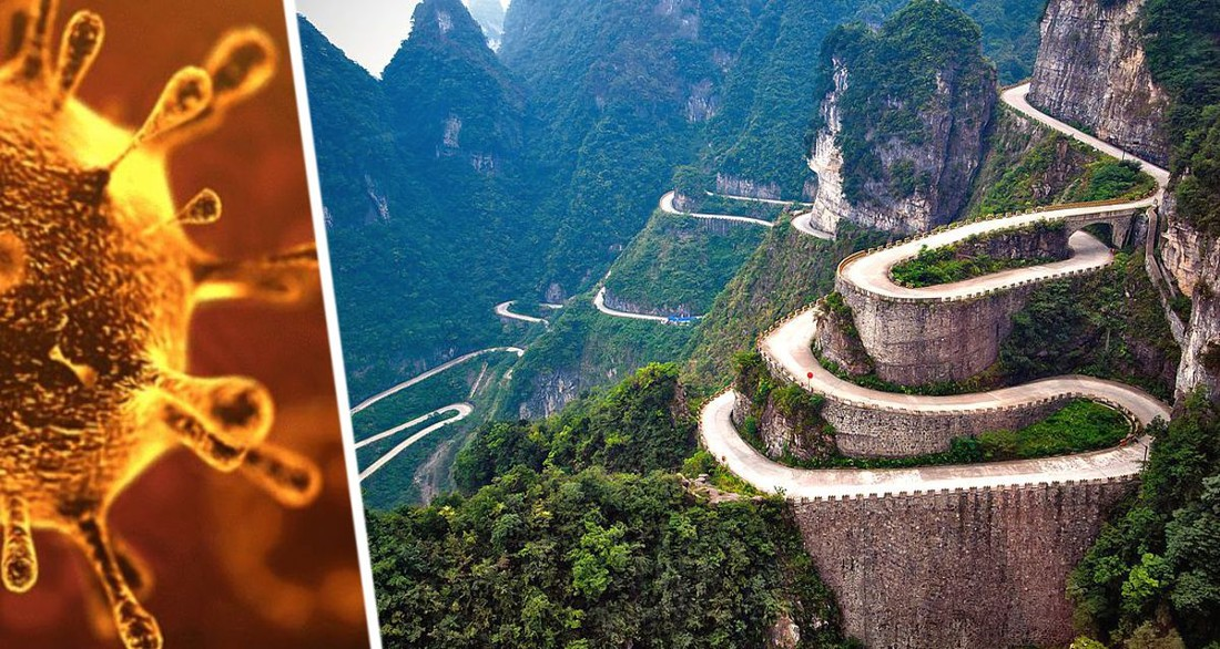 Китайский туризм рухнул