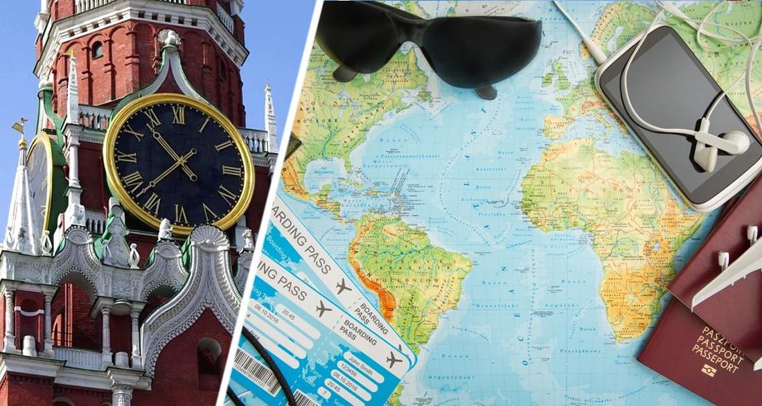 Туризм получил тревожный сигнал из Кремля