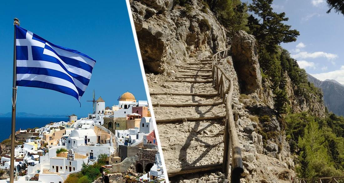 Крит накрыла страшная жара: власти закрывают достопримечательности