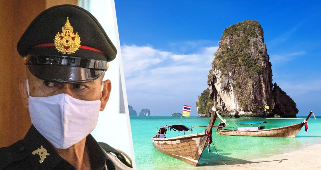 Всех туристов срочно поместили на карантин: в Таиланде провалилось начало эксперимента с «песочницей»