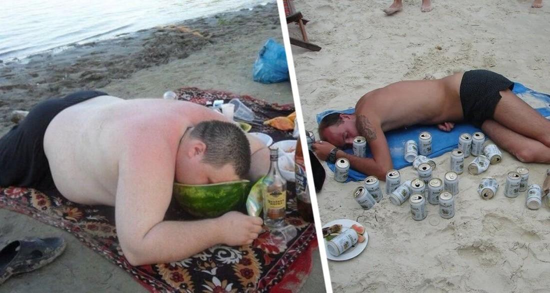 К обеду они напиваются в стельку: названы самые отвратительные туристы в Европе