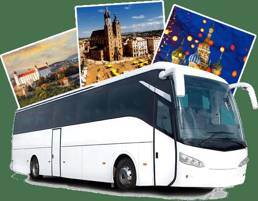 Автобусные туры из Минска