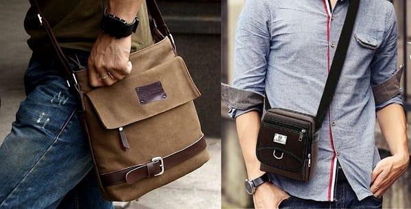 Какую сумку выбрать мужчине?