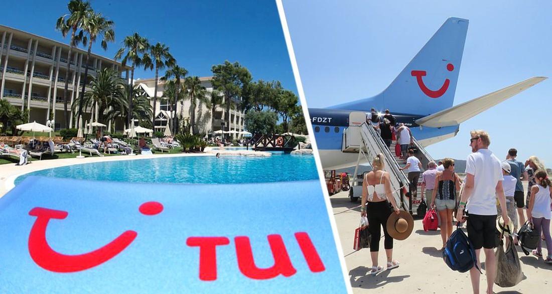 TUI возобновляет туры в Испанию, Грецию и на Карибы