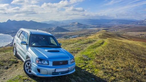 Аренда авто в Крыму на выгодных условиях