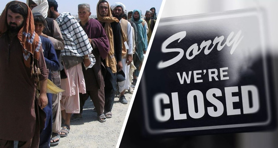 Все отели целой столицы закрываются для туристов: их отдают афганским беженцам