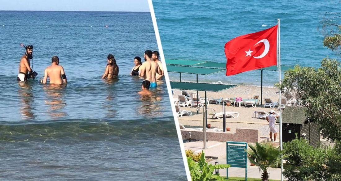 В Анталии туристам запретили купаться: названы места
