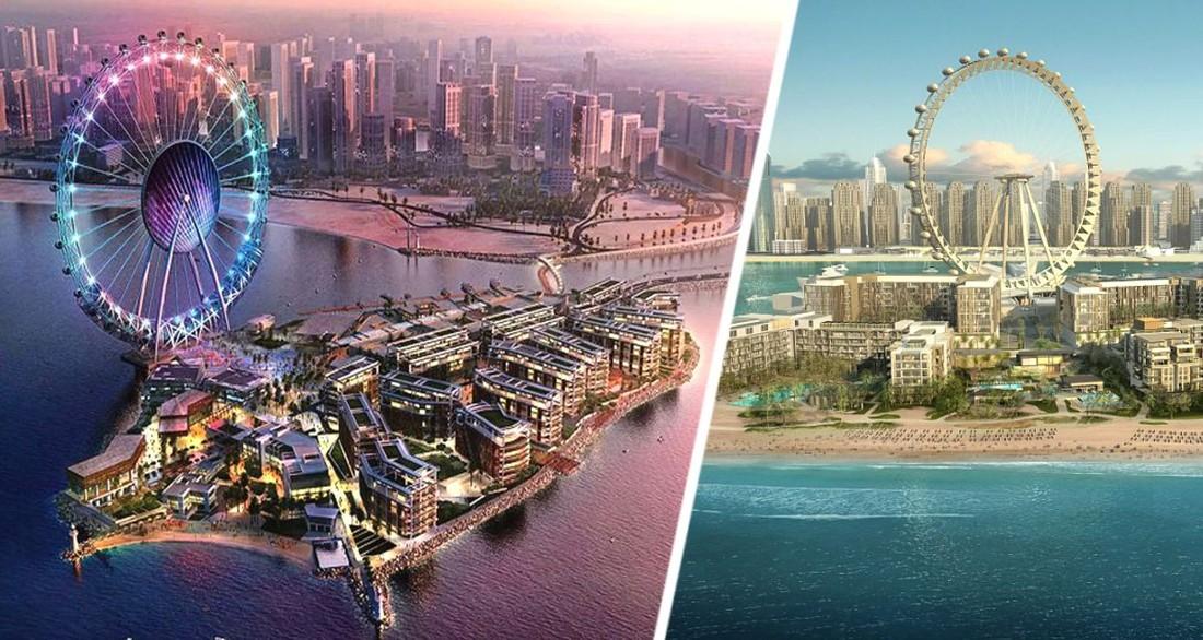 В Дубае для туристов построят новую знаковую достопримечательность, захватывающую дух