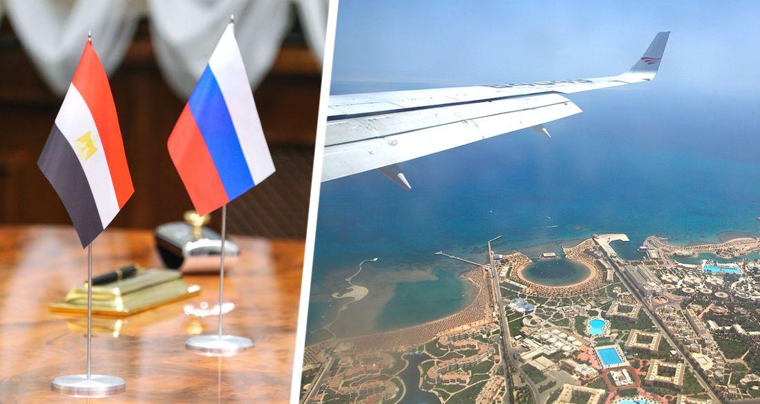 Посол Египта в РФ рассказал, откуда и сколько чартеров будет летать в Хургаду и Шарм-эль-Шейх