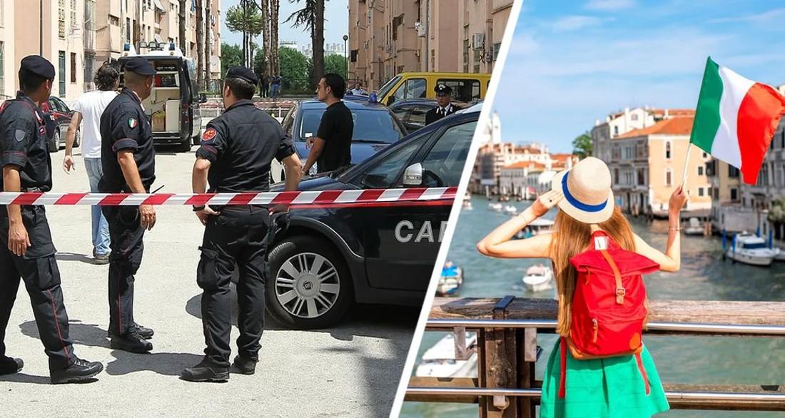 В ходе облавы на туристов без «зеленых» паспортов в Италии полиция закрыла 17 объектов туризма