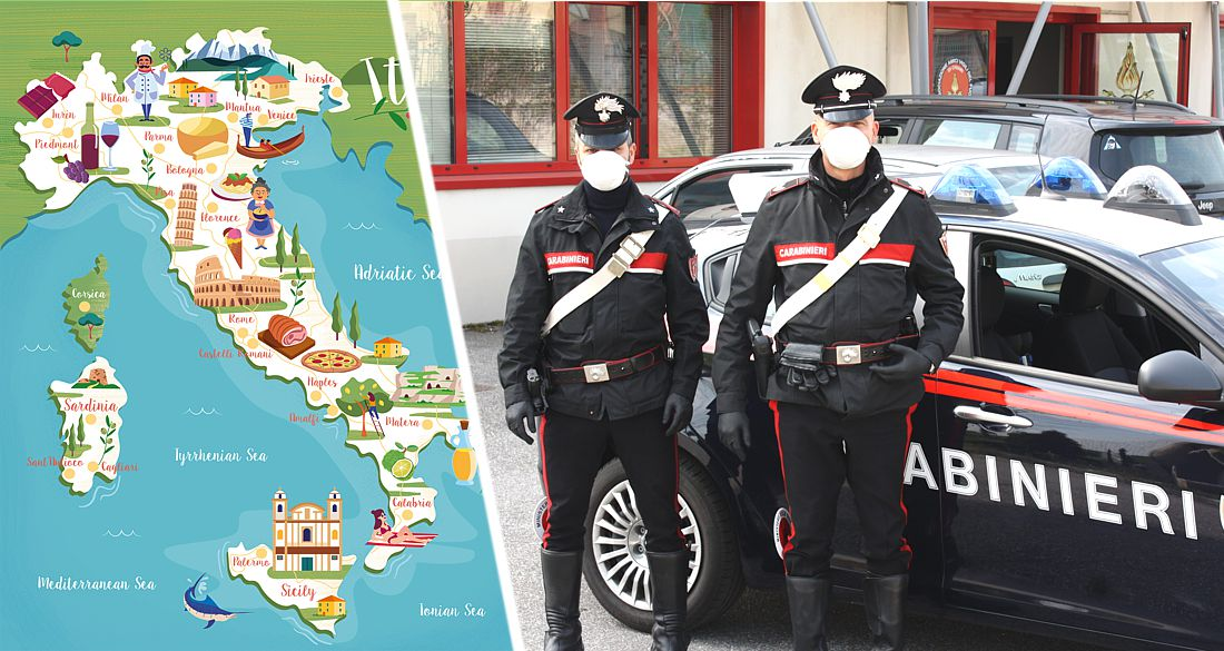 В Италии у туристов на каждом шагу стали требовать зеленый пропуск