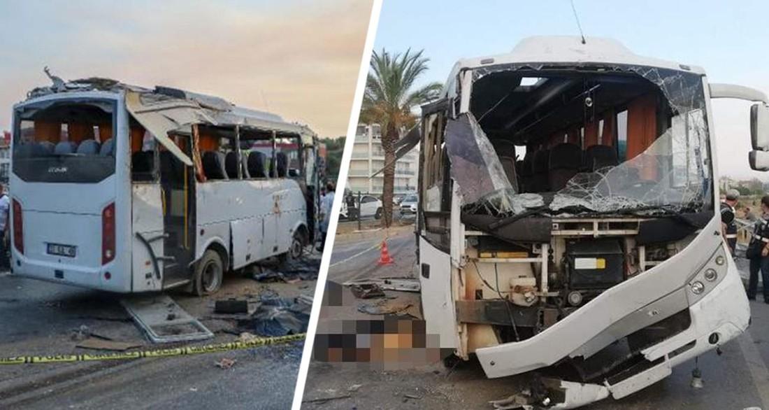 В связи с гибелью российских туристов в Турции возбуждено уголовное дело