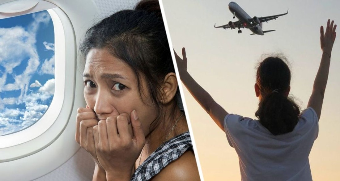 Россияне рассказали, чего они больше всего боятся, сидя в самолете