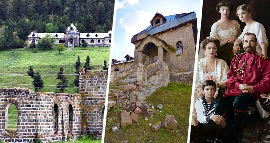 Охотничий домик русского царя в Турции переделают в отель