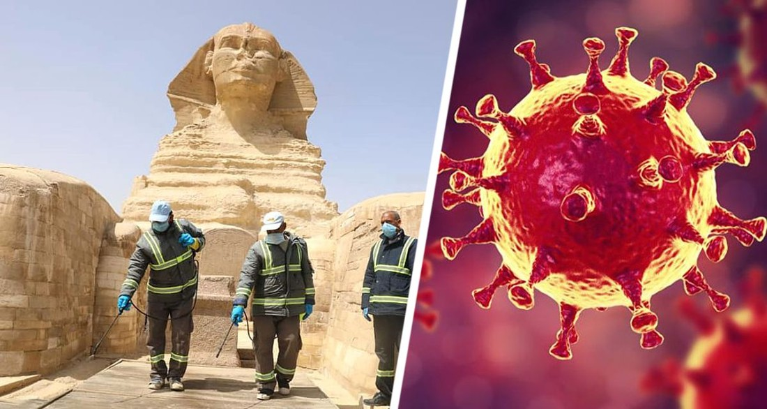 Наблюдается значительный рост числа инфекций, особенно серьезных: Египет объявил о начале четвёртой волны