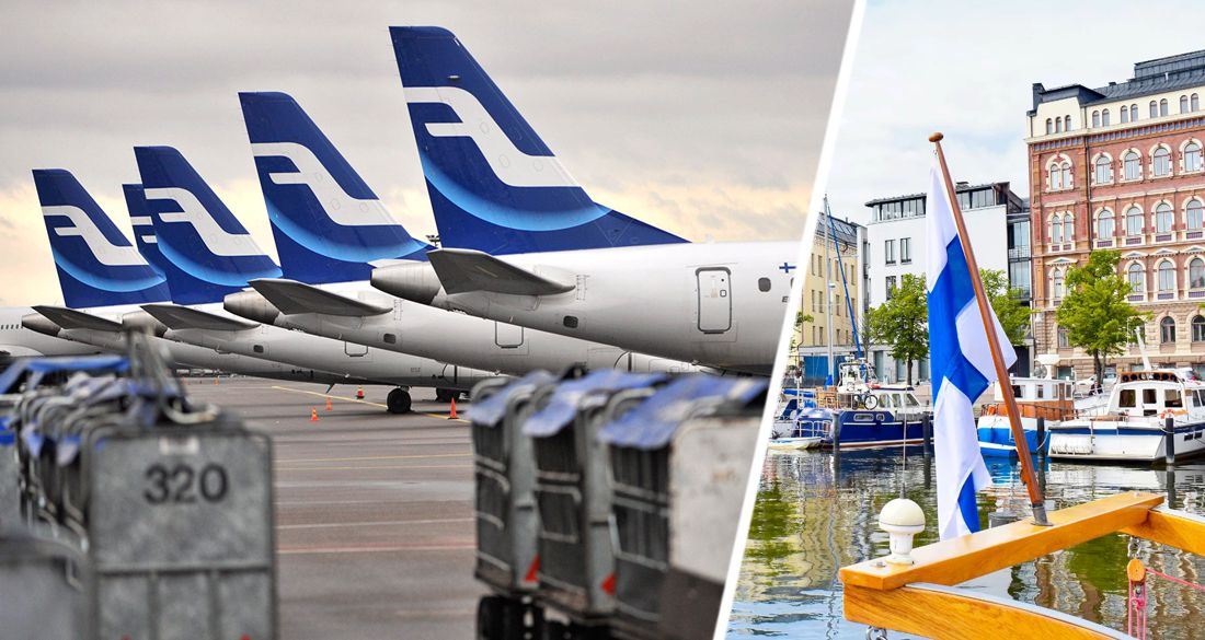Росавиация сообщила о полетах в Финляндию на зимний сезон 2021-2022