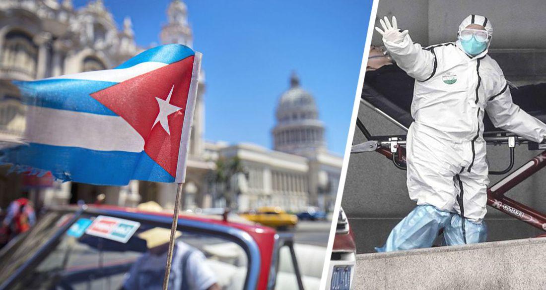 Куба отменяет ковидные ограничения на границе, чтобы завлечь туристов