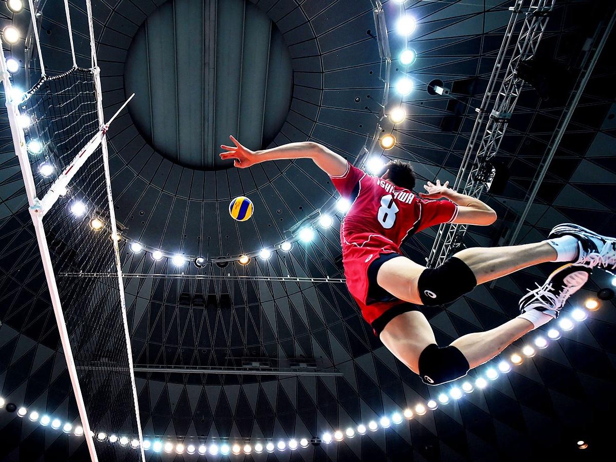 Делаем  ставки на волейбол