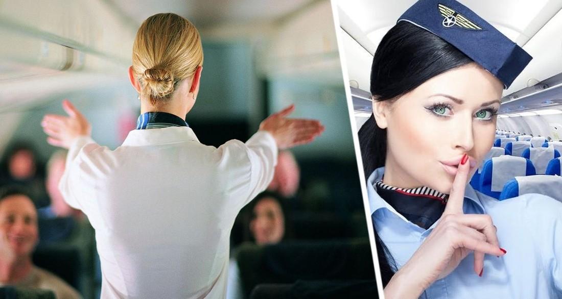 Стюардесса рассказала, как пережить авиакатастрофу, что надеть и каких мест избегать