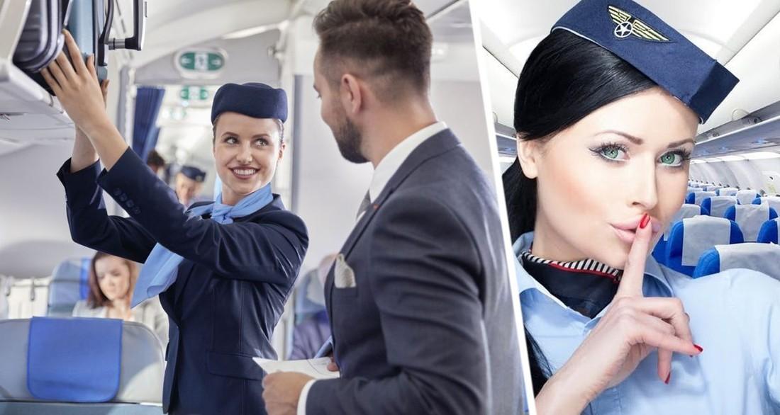 Стюардесса рассказала о секретных особенностях самолета, которые сделают ваш полёт комфортнее