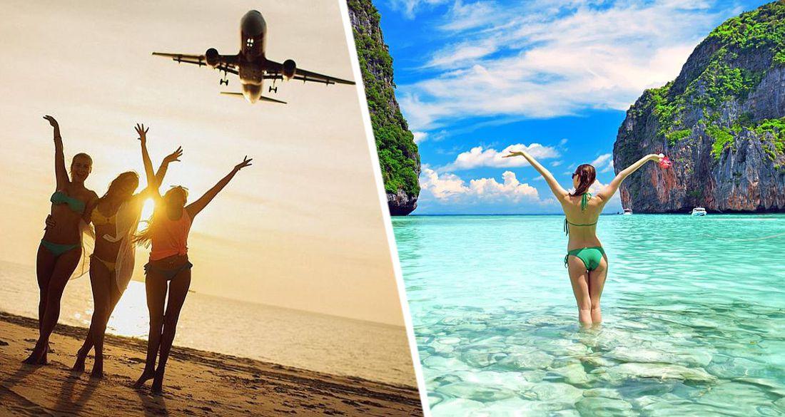 Таиланд возобновит авиасообщение для российских туристов к концу года