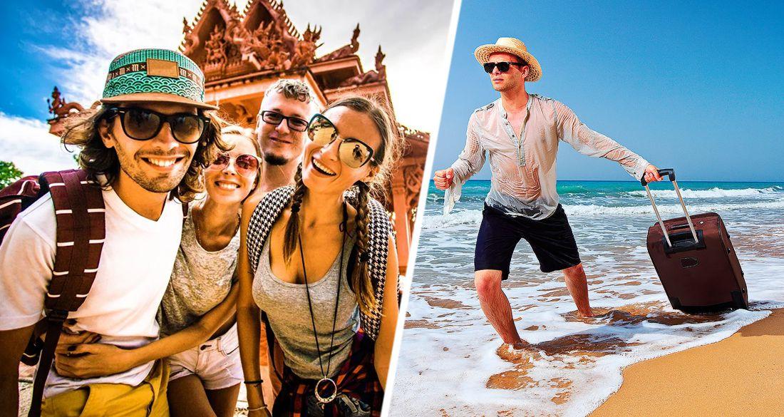 Названы 10 ошибок, которых стоит избегать при планировании отпуска