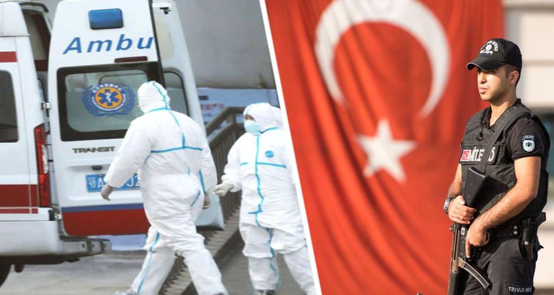 Во всём транспорте  Турции начались тотальные проверки наличия справок
