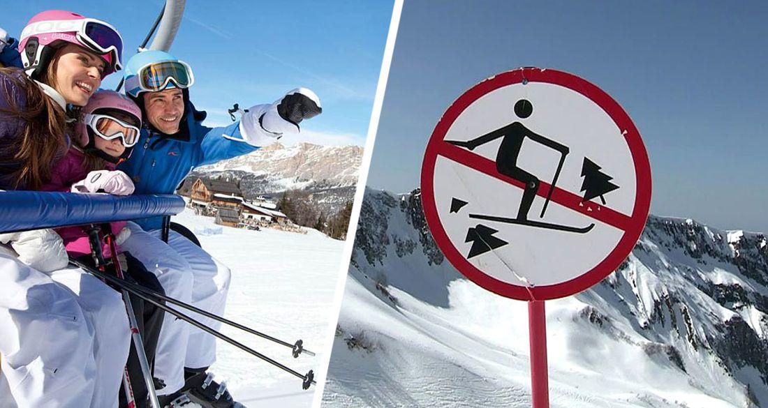 Россиянам сняли ограничения в 3 горнолыжные страны Европы: лыжи можно оставить дома, а про туризм забыть