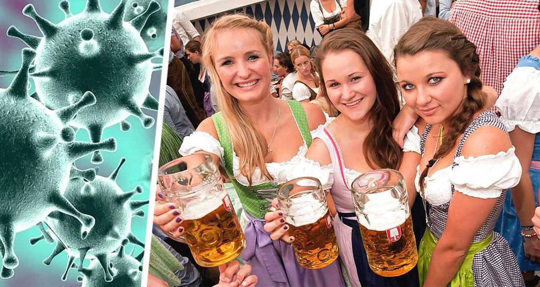 Любители пива и путешествий получили плохую новость из Германии