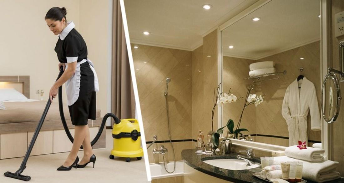Стало известно, какой предмет самый грязный в номере отеля, и это вовсе не унитаз