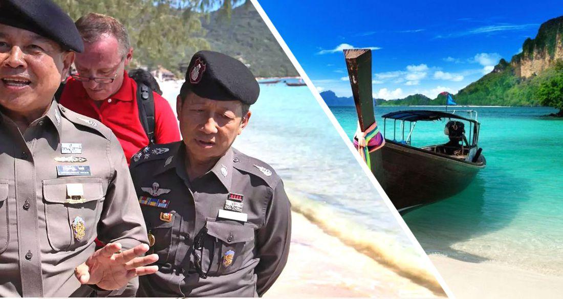 В Таиланде за продажу алкоголя туристам в баре отеля арестован владелец