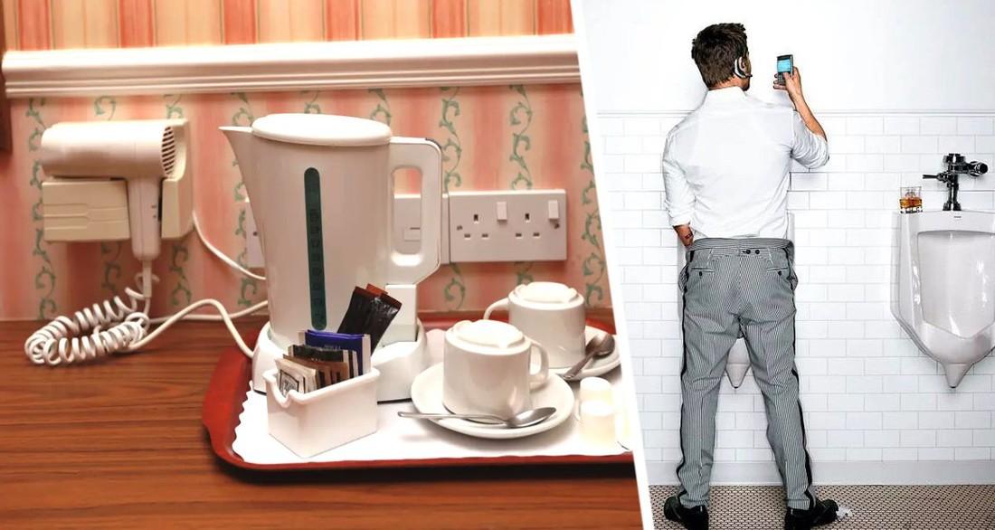 Туристы писают в чайники и стирают там трусы: путешественница назвала самый отвратительный предмет в номере отеля