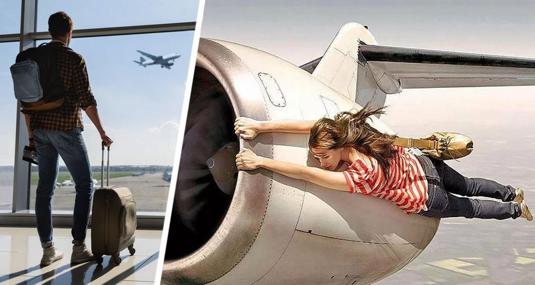 Стюардесса назвала способ подняться на борт самолета при опоздании