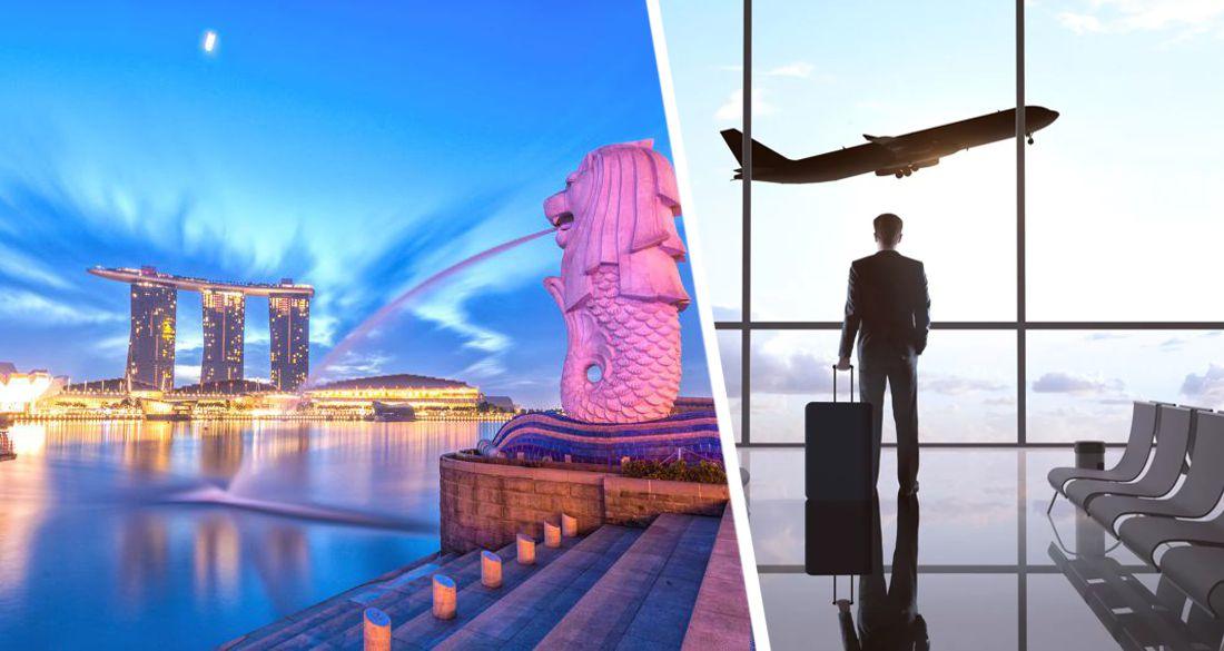 Сингапур объявил об открытии для иностранных туристов