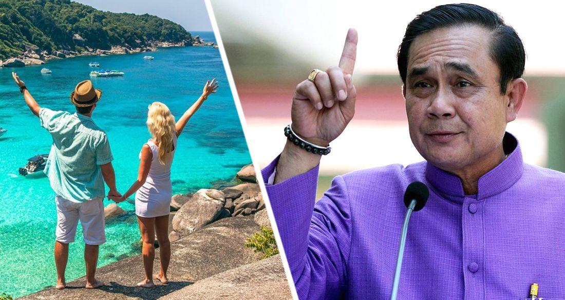 Туристы начали прибывать в Таиланд по новым правилам