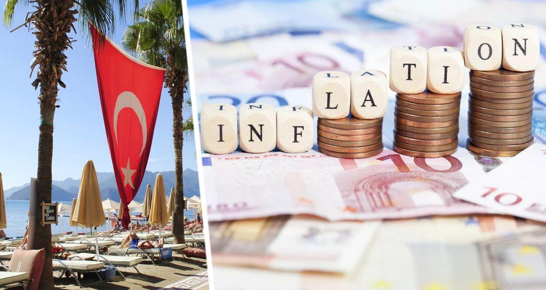 Еда и напитки в отелях Турции сильно подорожали