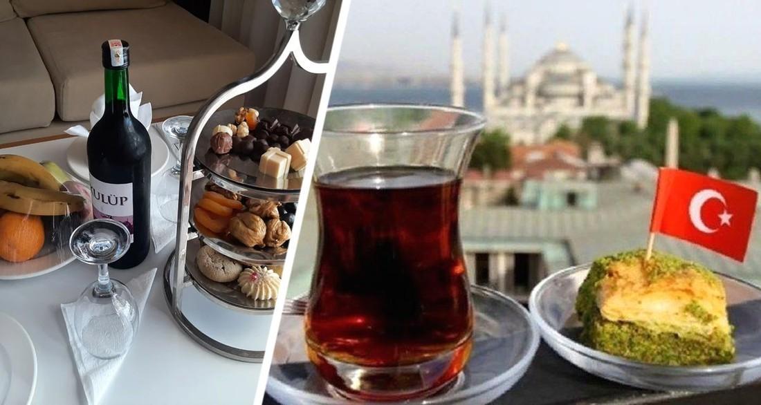 Рассказано, как в Турции бесплатно получить комплимент от отеля при заселении в номер
