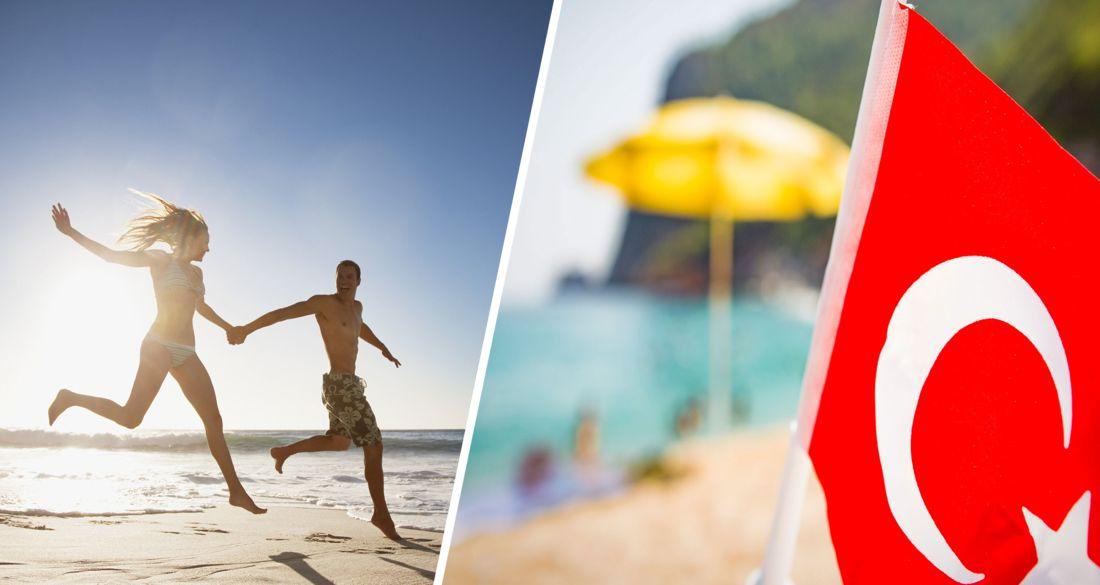 Всемирное потепление дошло до курортов Турции: пляжи в октябре заполнены, как в августе